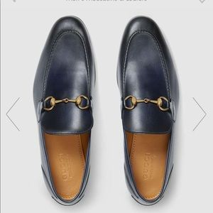 Gucci Jordan Leather Loafer
